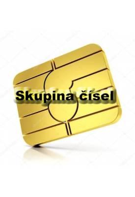 VIP zlatá čísla 772776777  +  772777 677